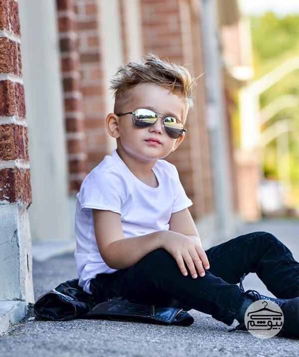 جدیدترین مدل عینک آفتابی بچگانه