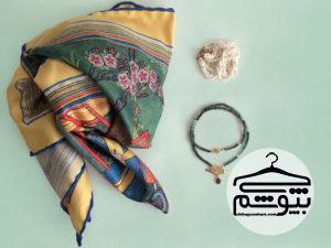 جدیدترین گالری عکس های شال و روسری آدور استایل