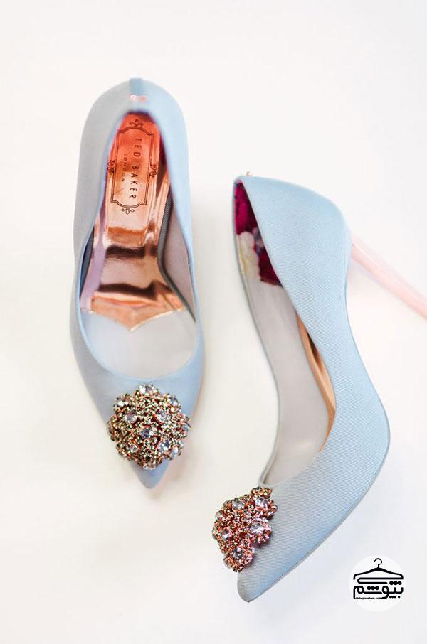مدل کفش عروس مدل کفش نامزدی