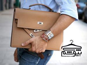 بهترین مدلهای دستبند چرم مردانه