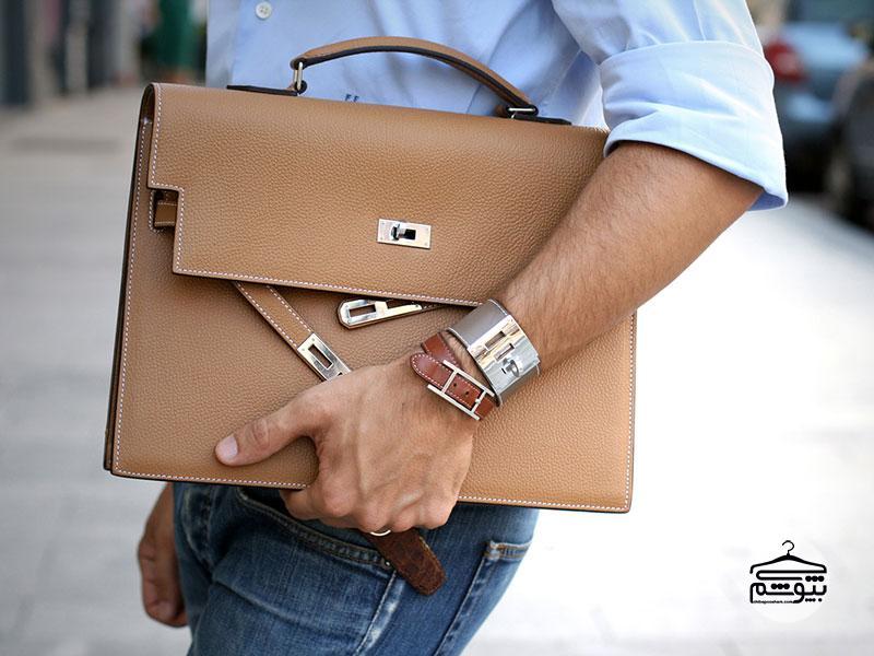 راهنمای خرید دستبند چرم مردانه به همراه ۳۰ مدل دستبند مردانه شیک