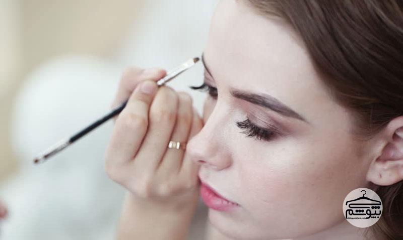 نکات آرایش عروس برای زیباتر شدن در مراسم عروسی