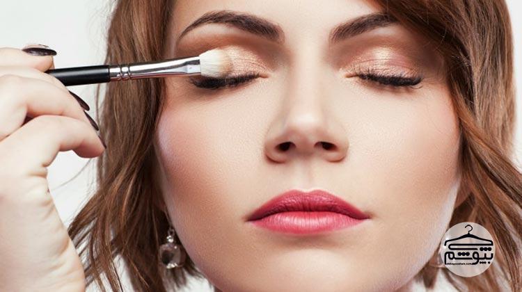 آرایش چشم ساده و شیک : چگونه آرایش ساده چشم دخترانه را انجام دهیم؟
