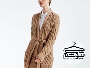 انتخاب لباس بافتنی زنانه مناسب با توجه به فرم اندام