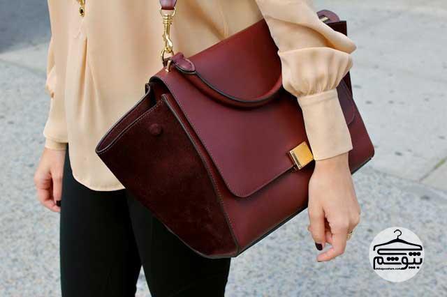 فیبی فایلو طراح مد و لباس و داستان کیف دستی زنانه او