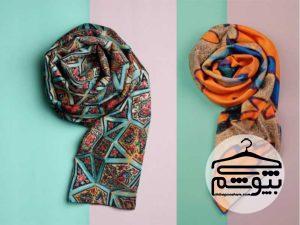 انواع پارچه شال و روسری را چگونه شناسایی کنیم؟