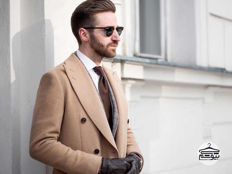 شیک ترین مدل پالتو مردانه را در چی بپوشم ببینید