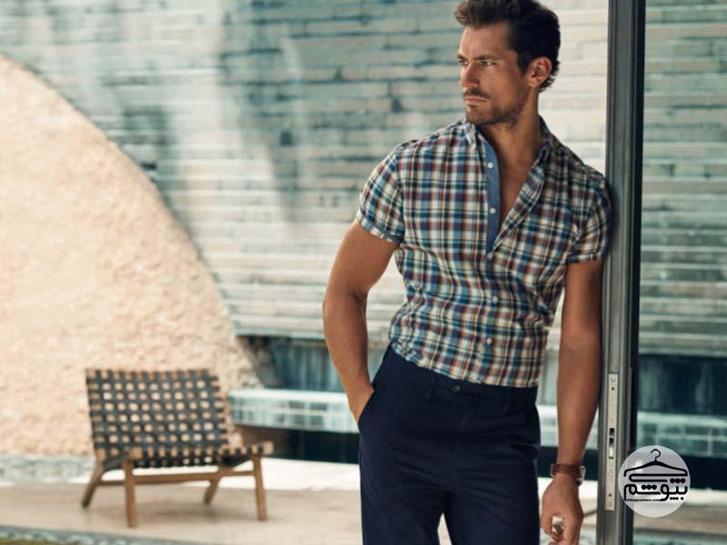 تیپ مردانه عید ۹۷ : بهترین ست های لباس مردانه برای عید امسال