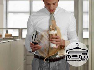 ۱۱ روش برای پاک کردن لکه قهوه از روی لباس