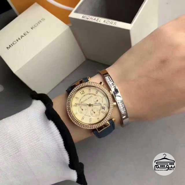 راهکار تشخیص ساعت مایکل کورس اصل