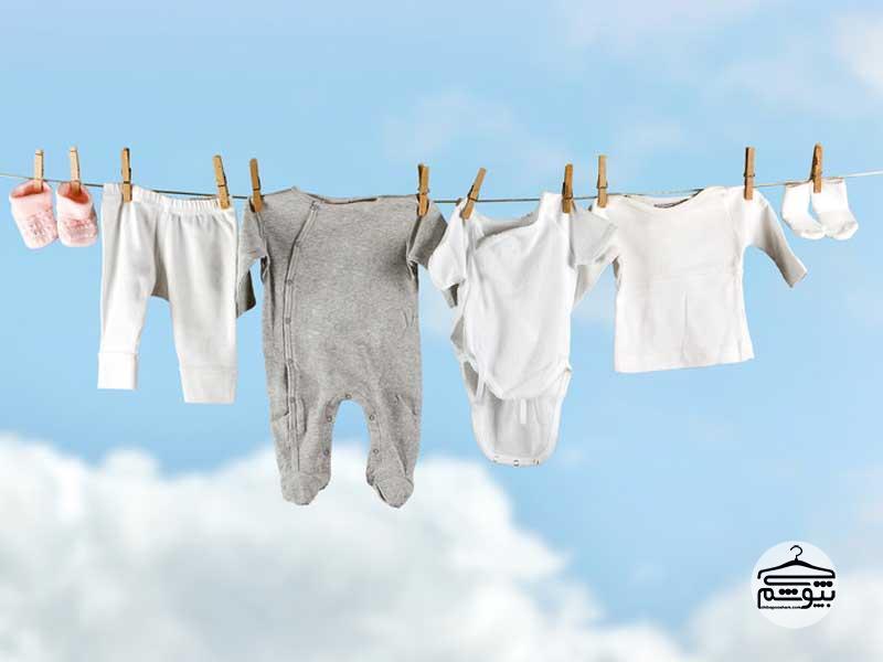 نکاتی کاربردی و آسان برای شستن لباس نوزاد