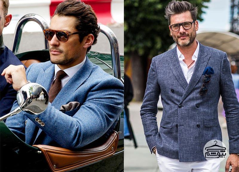 کت تک مردانه نخی