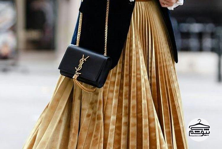 پیلی و انواع آن : انتخاب لباس های پیلی دار مناسب فرم اندام شما
