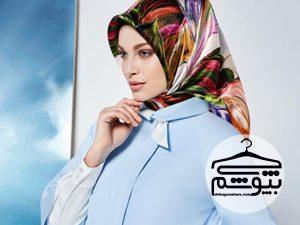 همه آنچه درباره نگهداری و خرید روسری ساتن باید بدانید