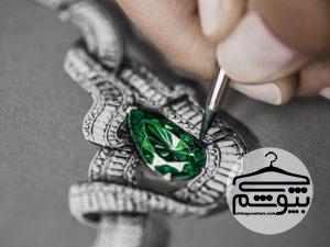 چگونه طراح طلا و جواهر شویم؟