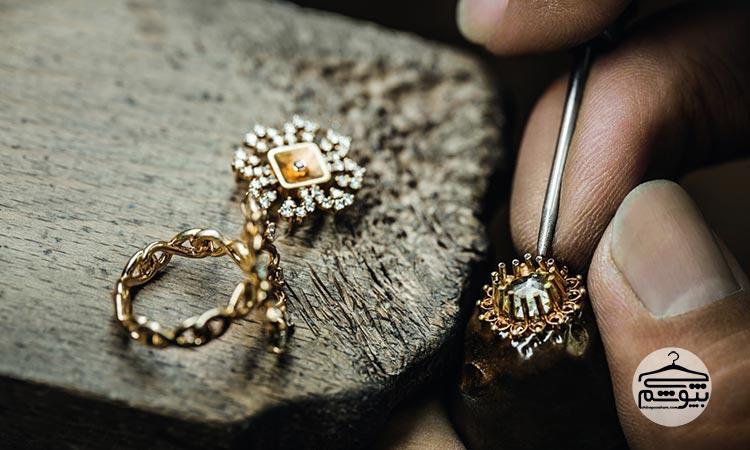 آشنایی با رشته طراحی طلا و جواهر : چگونه طراح طلا و جواهر شویم