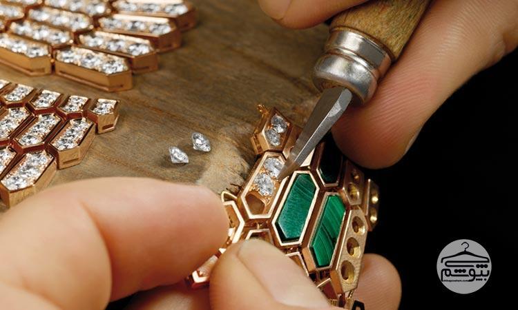 آشنایی با رشتهطراحی و ساخت طلا و جواهرات : چگونه طراح طلا و جواهر شویم