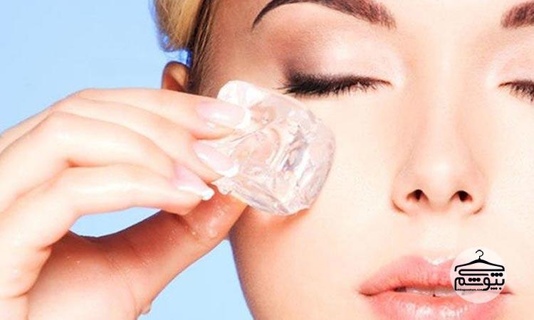 از بین بردن پف زیر چشم : راهکارهای ساده برای از بین بردن پف زیر چشم