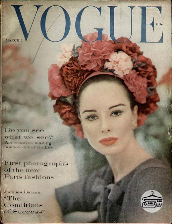 درباره مجله ووگ معروف ترین مجله مد و لباس بیشتر بدانید