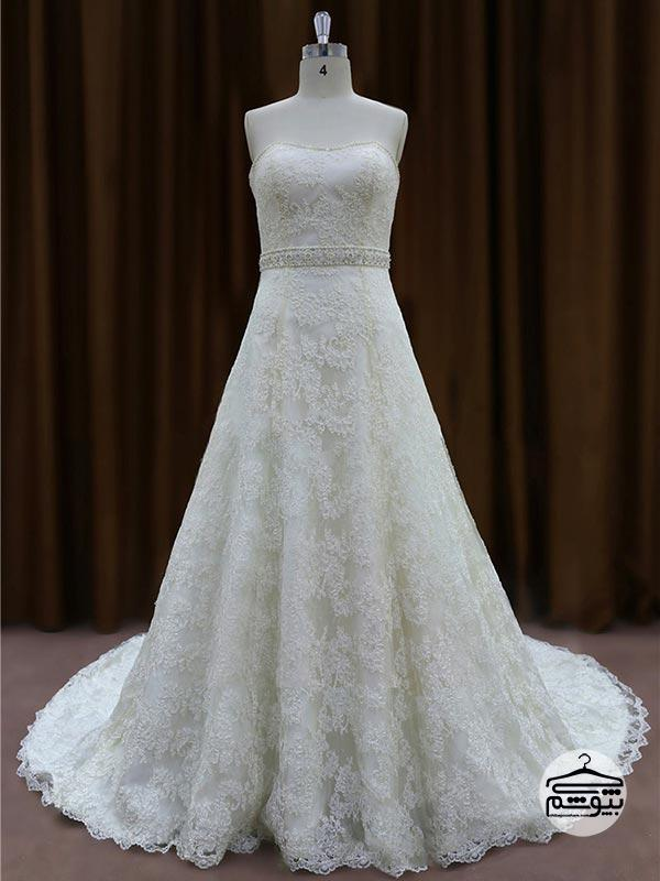مدل لباس عروس بلند : راهنمای انتخاب لباس عروس بلند
