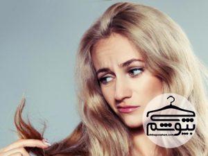 چگونه موهای آسیب دیده را رنگ کنیم؟