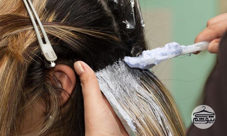 رنگ کردن مو در خانه : راهنما و ساده ترین روش های رنگ کردن مو