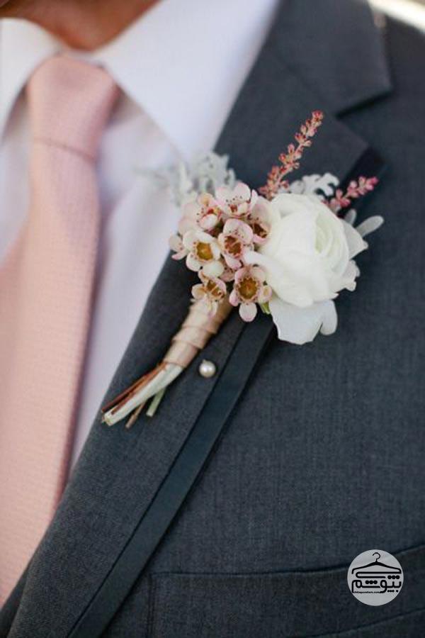 چگونه بهترین رنگ و مدل را برای کراوات داماد انتخاب کنیم