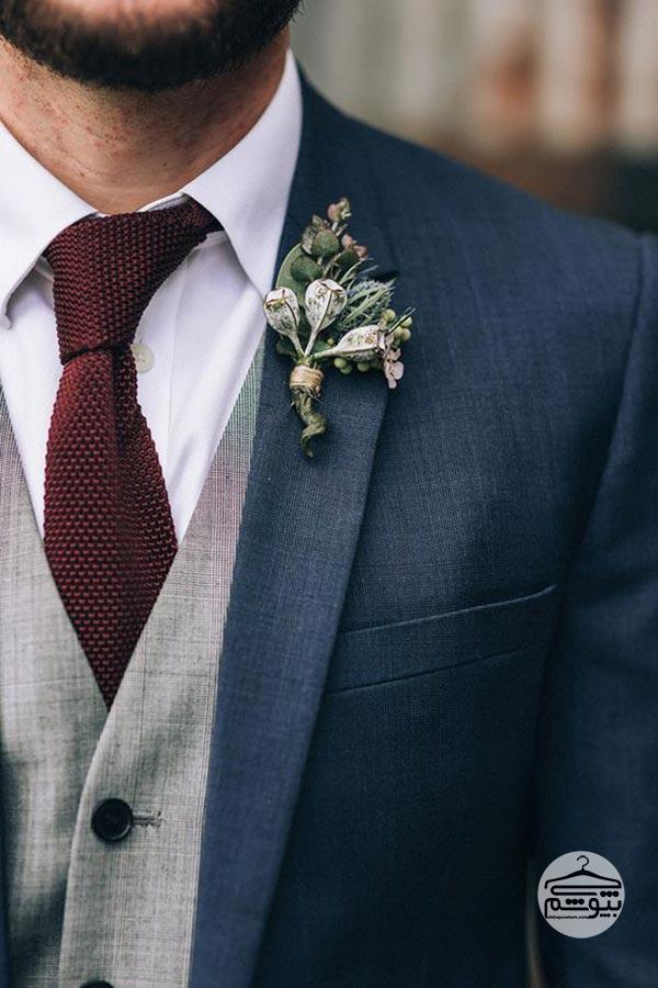 انتخاب مدل کراوات داماد