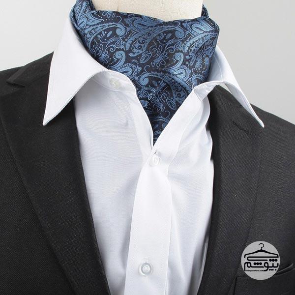 دستمال گردن برای داماد