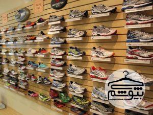 بورس خرید کفش کتانی و مجلسی در تهران