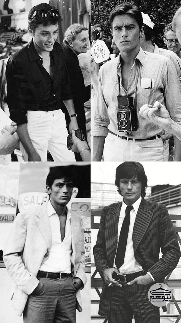 خوش لباس ترین بازیگران مرد در طول تاریخ
