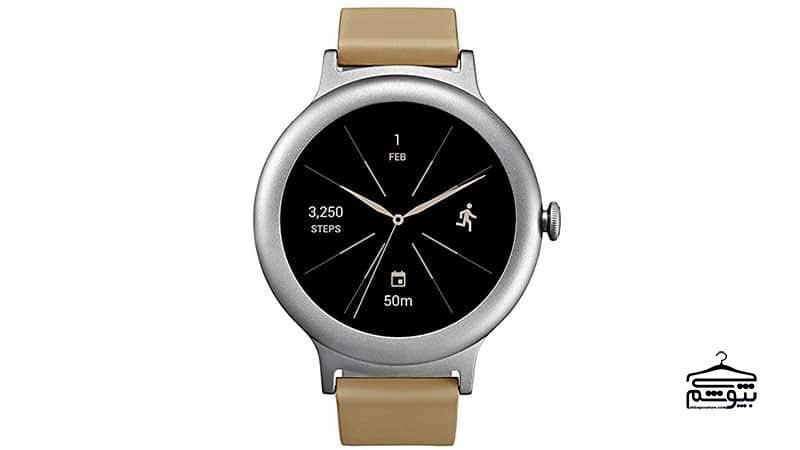 ساعت هوشمند زنانه ال جی