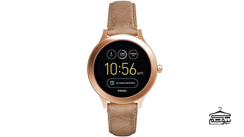 ساعت هوشمند زنانه فسیل مدلGen 3 Q Venture