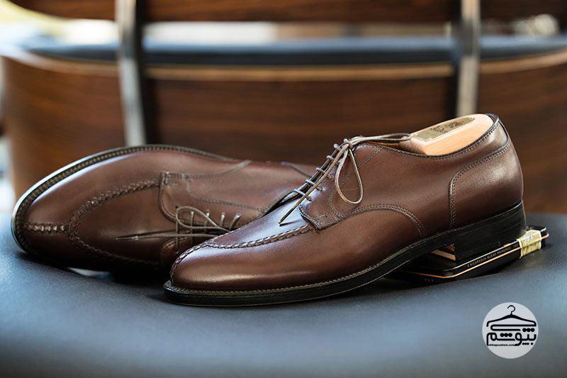 کفش داماد مدل دربی