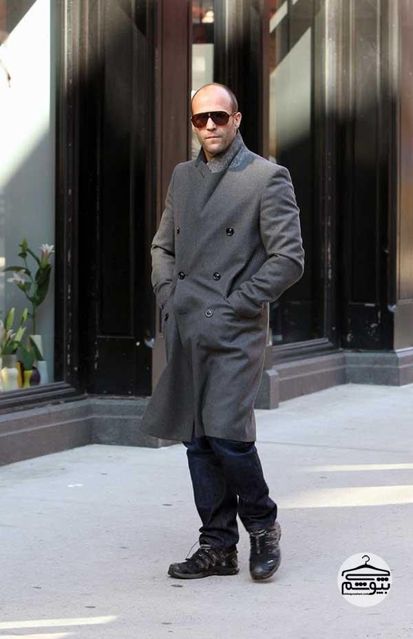 جیسون استاتهام هنرپیشه بریتانیایی چگونه یک مرد جذاب و شیک پوش است؟