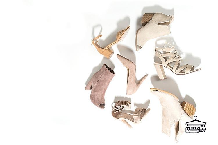 انواع کفش پاشنه بلند را بیشتر بشناسید