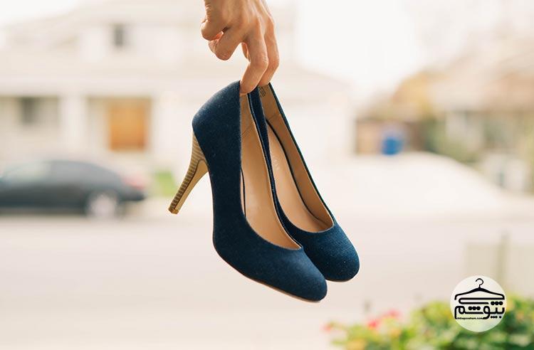 انواع کفش پاشنه بلند را با چه لباسی بپوشیم؟
