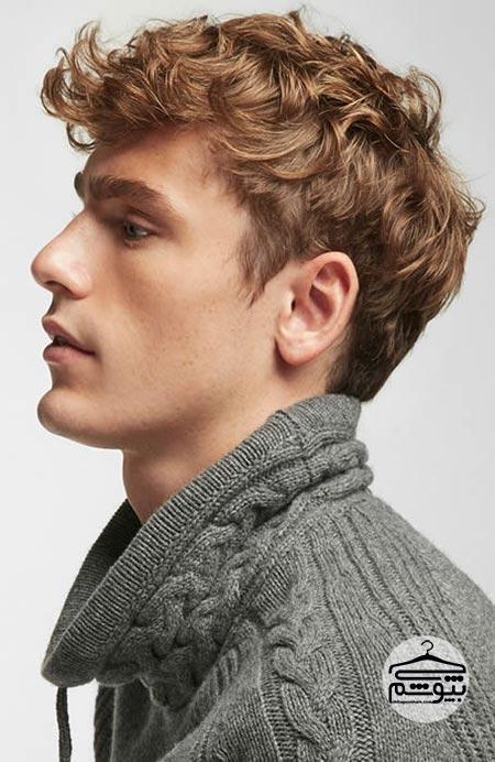 حالت دادن به مدل موی کوتاه مردانه