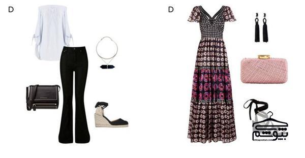 تست استایل شناسی ؛ سبک لباس پوشیدن مخصوص به خودتان را پیدا کنید