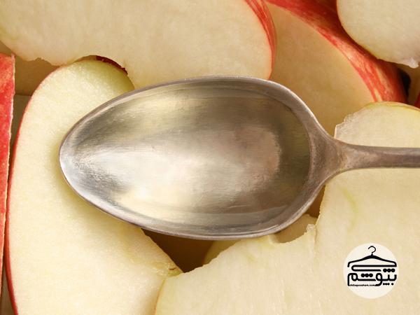 سرکه سیب و درمان شوره سر