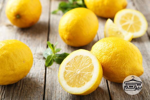 لیمو و درمان شوره سر