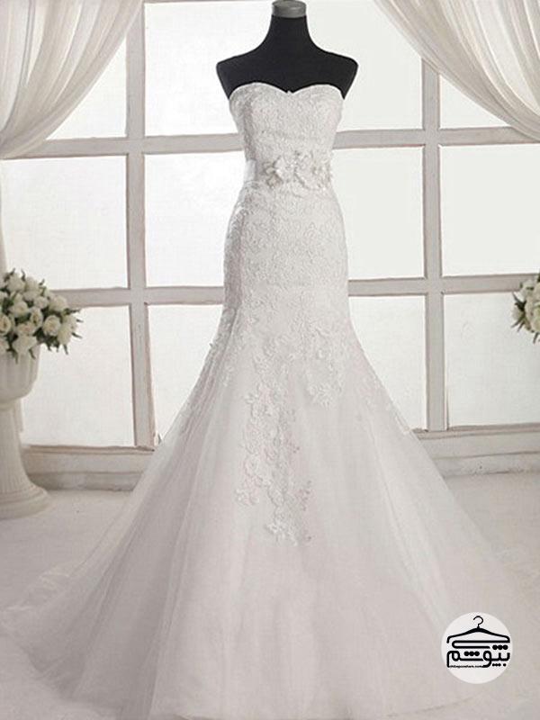 پارچه لباس عروس پلی استرپارچه لباس عروس پلی استر