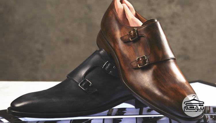 کفش مانک استرپ چه نوع کفشی است؟