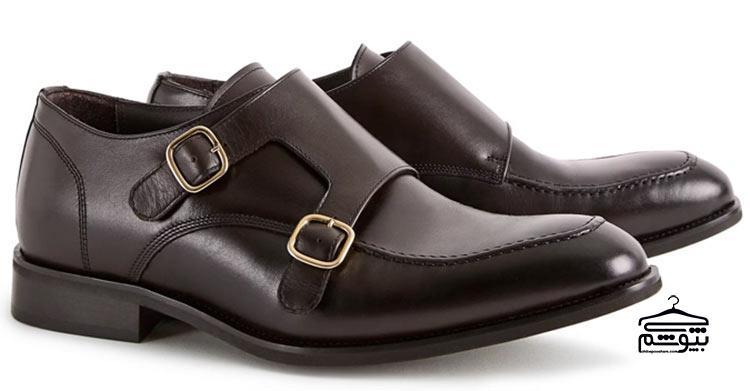کفشهای سگکدار مانک استرپ