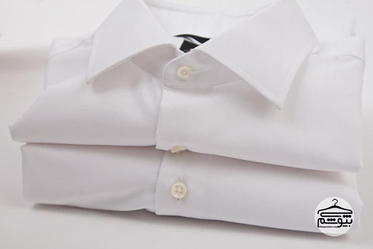 نحوه از پاک کردن لکه رنگ از روی لباس سفید