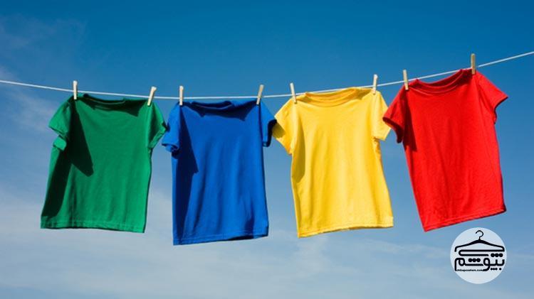 نحوه پاک کردن لکه آبمیوه از روی لباس