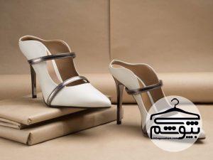 با انواع کفش پاشنه بلند آشنا شوید