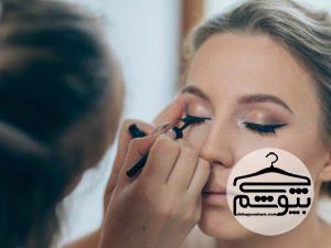 آرایش چشم عروس ؛ آموزش زیباترین مدل میکاپ چشم عروس