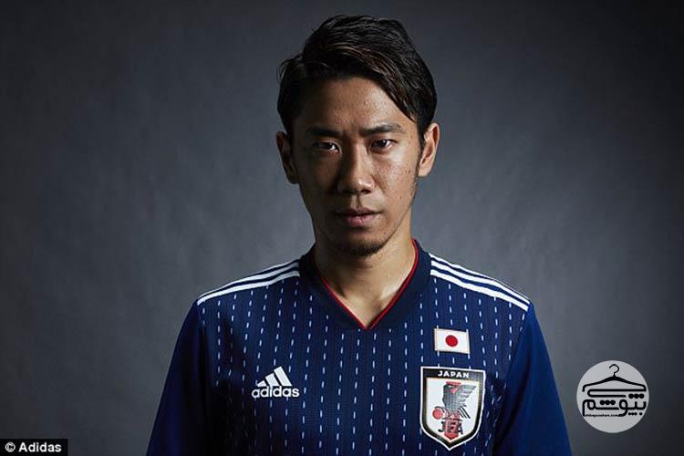 لباس تیم ملی در جام جهانی