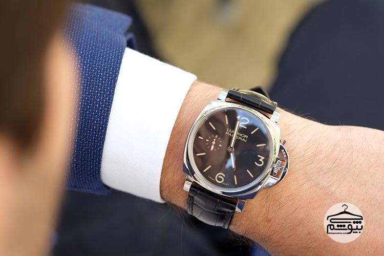 با تاریخچه ساعت لوکس پانرای بیشتر آشنا شوید